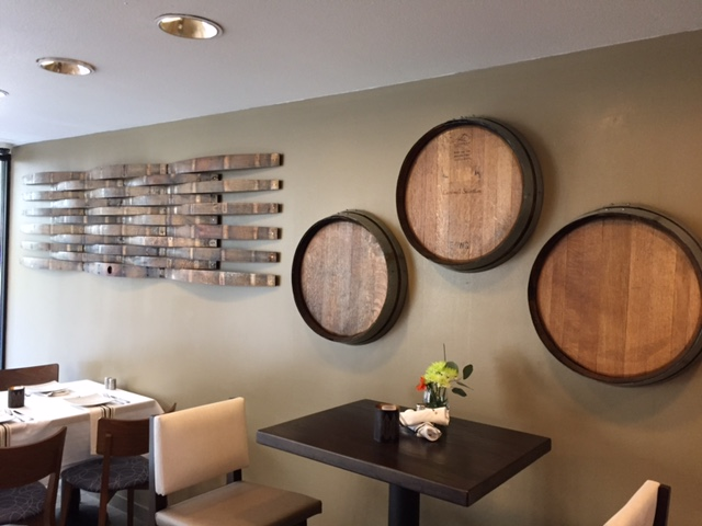 oak barrels stacked top. We Can Make A Sign For Your Business Made From Wine Barrel Top. Oak Barrels Stacked Top E